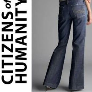 NWT Citizens of Humanity Kate Stretch Low Waist